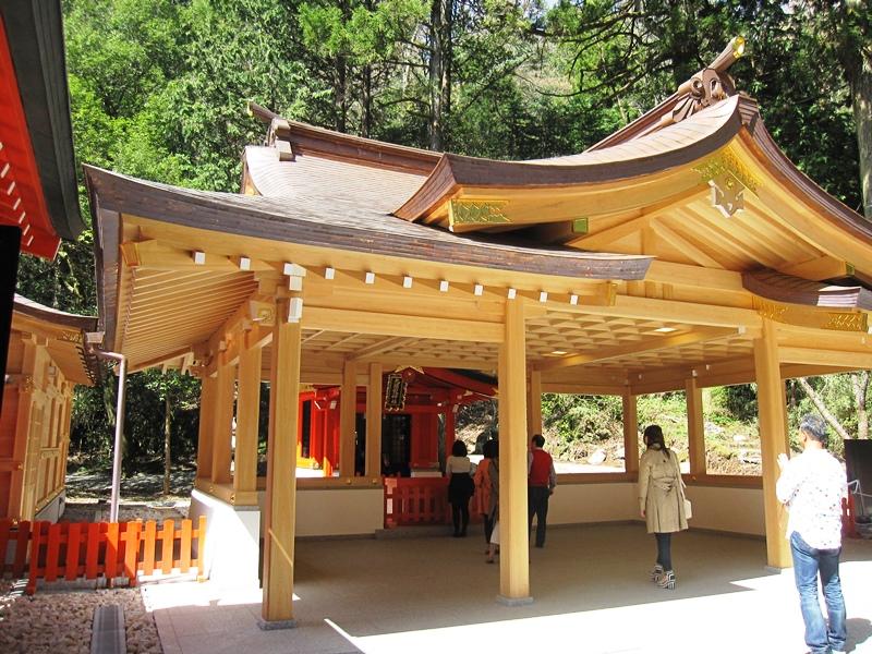 九頭竜神社新宮