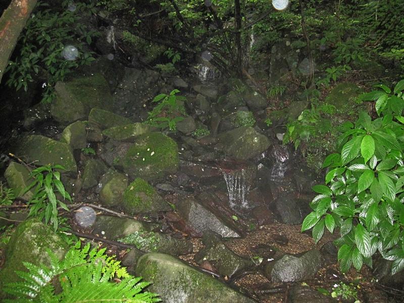 オーブ,飛龍の滝