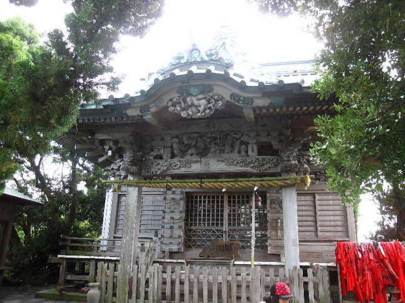 大瀬神社,引手力命神社