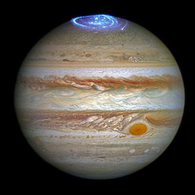 木星,オーロラ