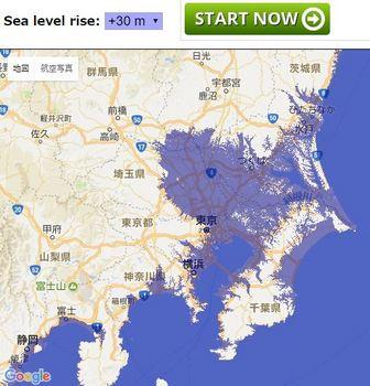 関東30m洪水